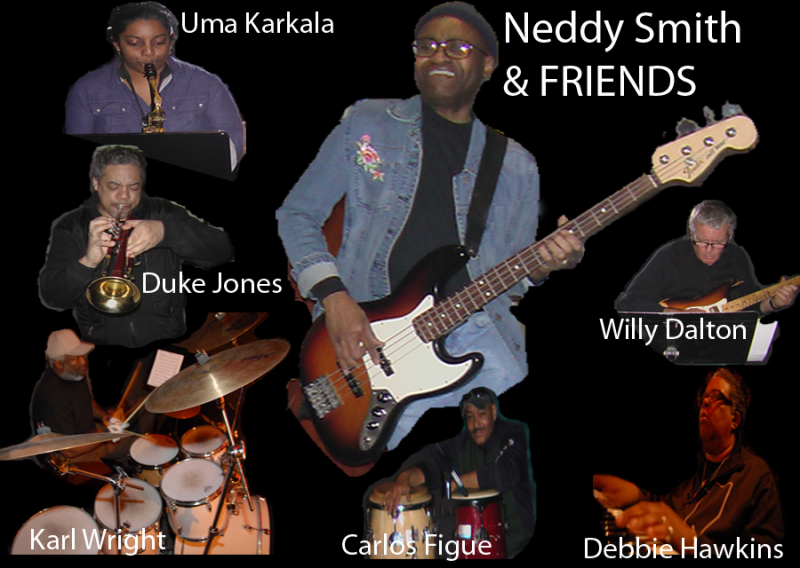 Neddy Smith & FRIENDS